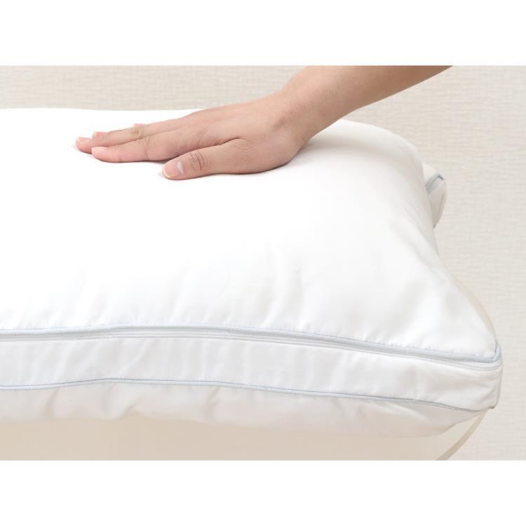 P-002  高さ調整ができるホテル仕様枕 M(40×60)