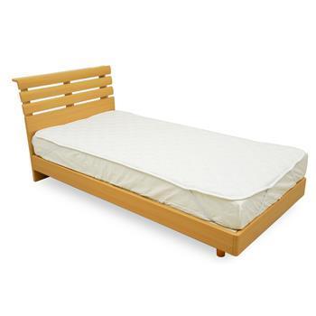 消臭ベッドパッド 2点セット  WH D