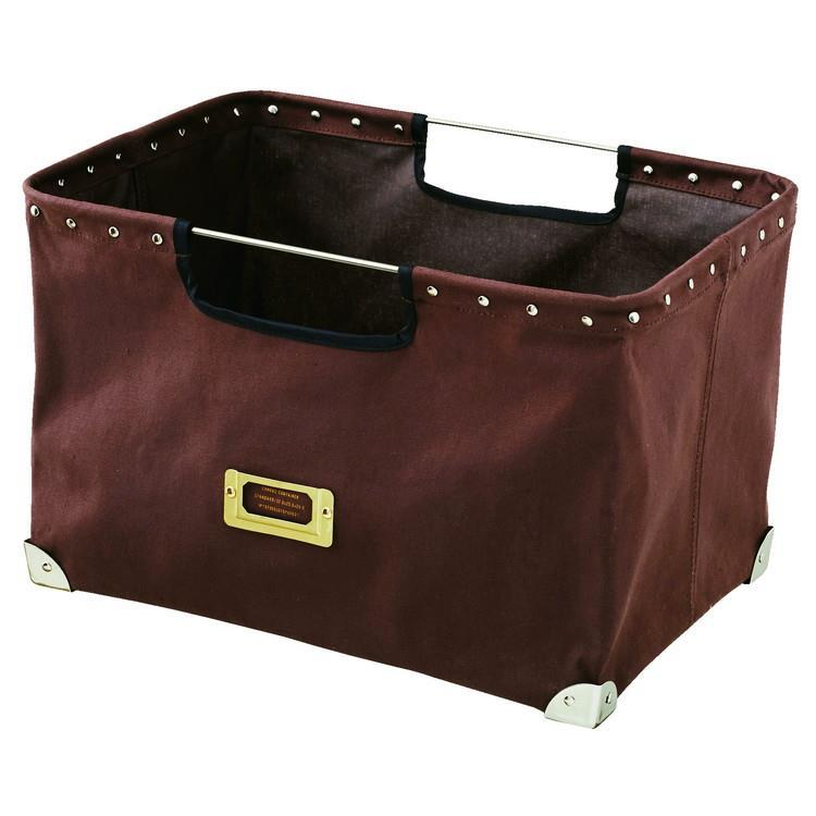 LW-2572  Canvas Container  BN