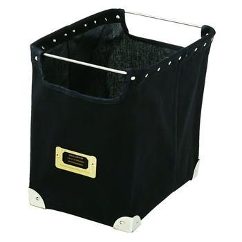 LW-2573  Canvas Container  BK