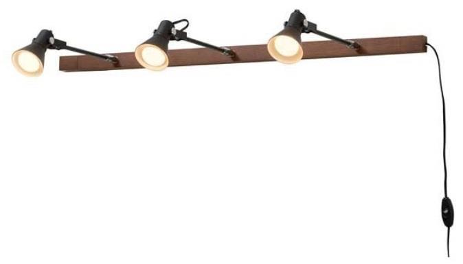 LT-2697  Filka ウォールライト LED BK