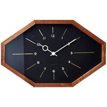 CL-3024   ベルモンテ 壁掛け時計   BK