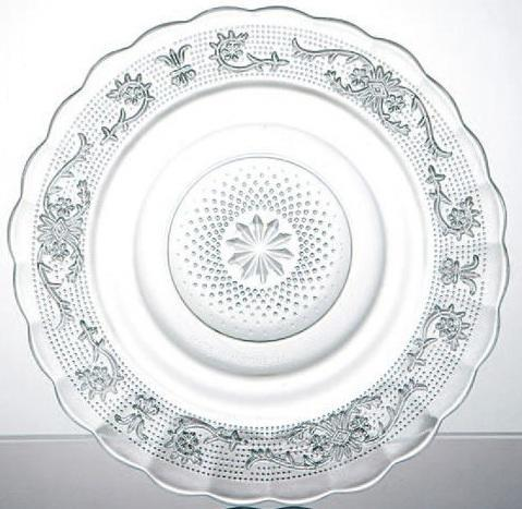 (79)S019-23  Pudding plate 0