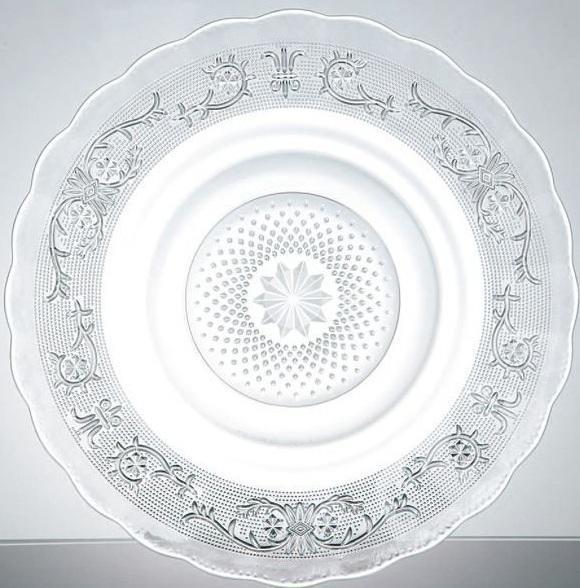 (79)S019-26  Dinner plate 0