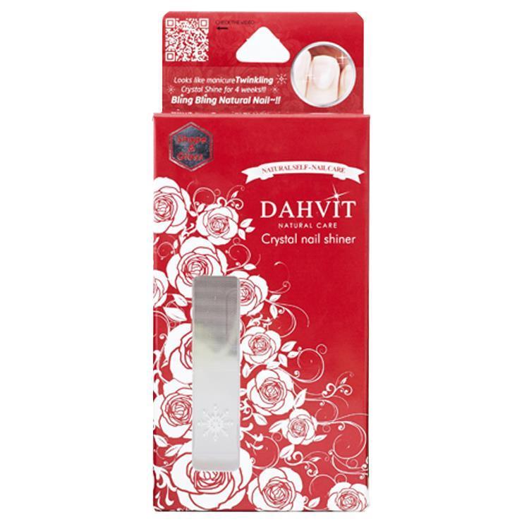 Crystal nail shiner DAHVIT NATURAL CARE 爪磨き